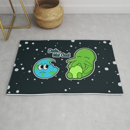 Dude... Not Cool Rug