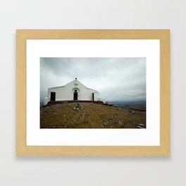 Temple Patrick Mayo Ireland Framed Art Print