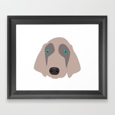 Chet to Pipa Framed Art Print