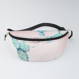 Potted Cactus Fanny Pack