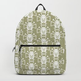 Hawkins Pirates Jolly Roger Backpack