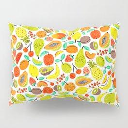 Summer Fruits by Veronique de Jong Pillow Sham