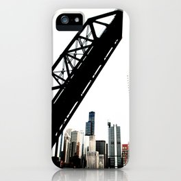 obstructed iPhone Case
