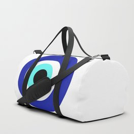 Blue Eye Duffle Bag