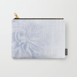 Light Blue Rose #4 #floral #art #society6 Carry-All Pouch