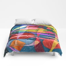 Abstract #398 Comforters