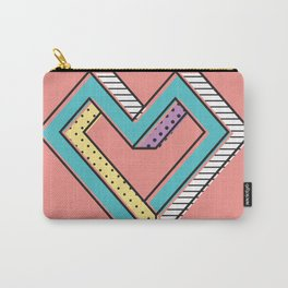 le coeur impossible (nº 2) Carry-All Pouch