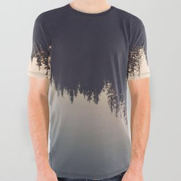 And So the Adventure Begins II All Over Graphic Tee