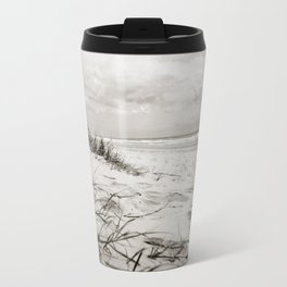 { sand, surf, sun } Travel Mug