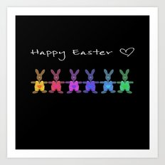 Happy Easter! Art Print