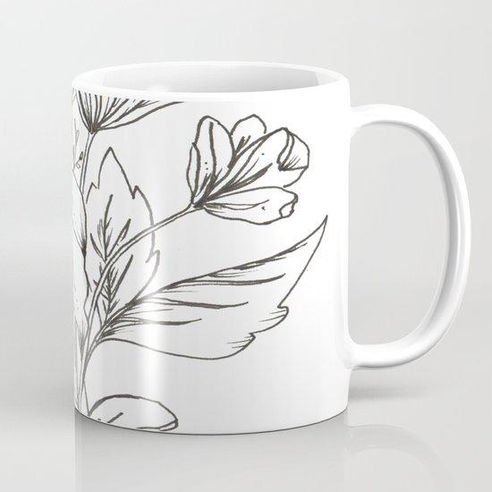 Set of 6 palace mugs in Morning Glory design