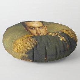 Matt Damon - replaceface Floor Pillow