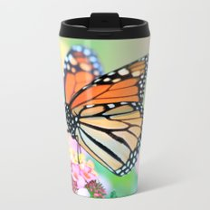 October Monarch Travel Mug