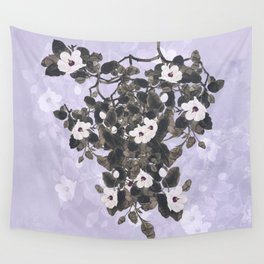 Magnolia Spring Wall Tapestry