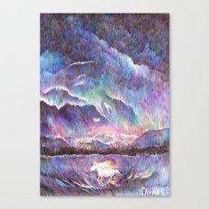 Ponyta  Canvas Print