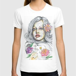 Nostalgia in Bloom T-shirt
