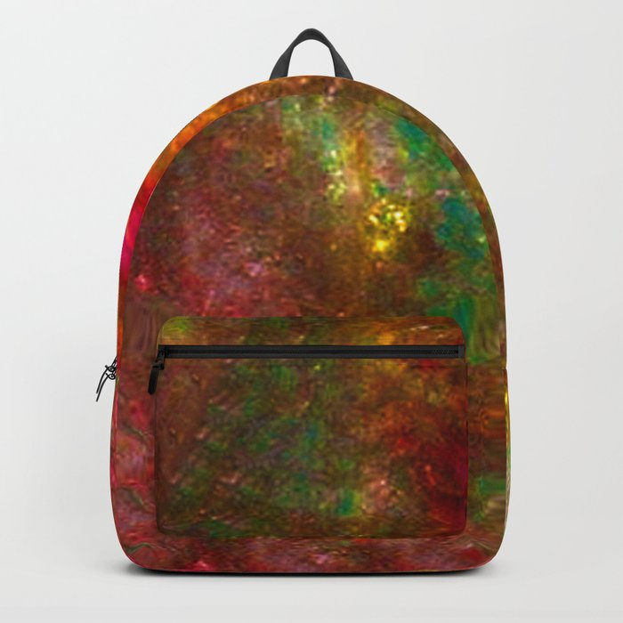 Fire Fairy In Paradi Backpack
