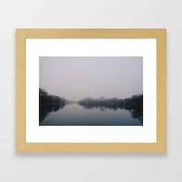 Moat 2 Framed Art Print