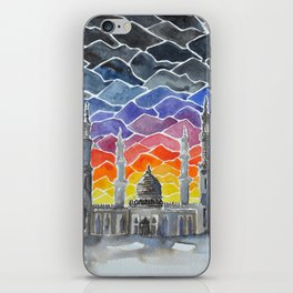 Sheikh Zayed Mosque, Ras Al Khaimah, UAE iPhone Skin