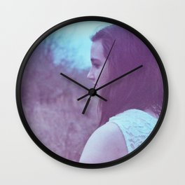 Heroine  Wall Clock