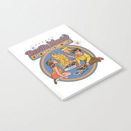 DEVIL'S MUSIC SING-ALONG Notebook