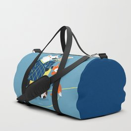 Best soccer friends Duffle Bag