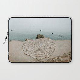 Lands End Labyrinth, San Francisco II Laptop Sleeve