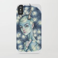 Devil iPhone X Slim Case