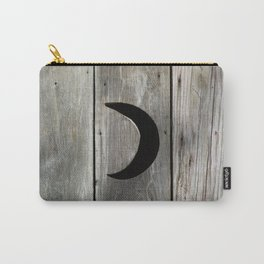 Outhouse Moon Carry-All Pouch