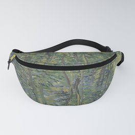 Path in the Woods Fanny Pack
