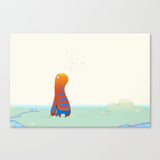 Herp Canvas Print
