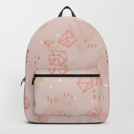 Mystic Gems and Stars Backpack