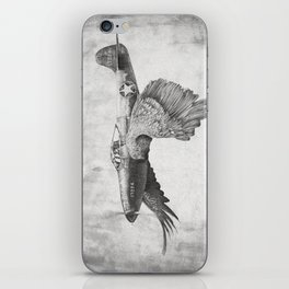 In which it's a bird. It's a plane. iPhone Skin