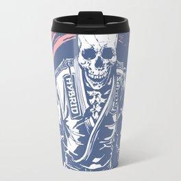 Jiu jitsu Horror Fighter Travel Mug