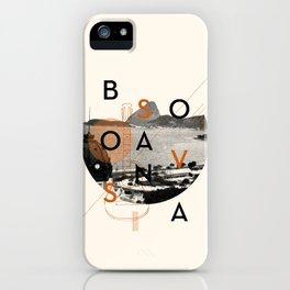 Bossa Nova iPhone Case