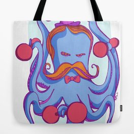 Otto the stronger octopus  Tote Bag