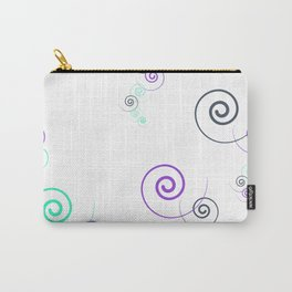 Engrossed Carry-All Pouch