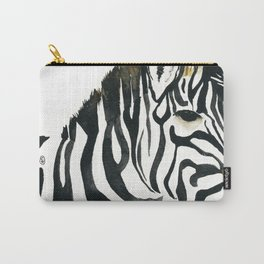 Zebra my love Carry-All Pouch