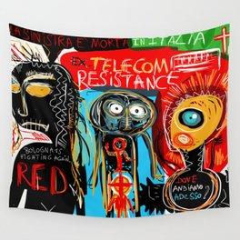Ex-telecom Wall Tapestry