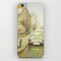 mini iPhone & iPod Skins featuring Mini by Esco