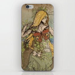 Anastasia II iPhone Skin