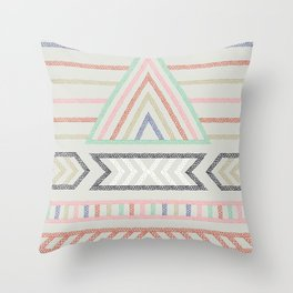 Pyramid ELM THE PERSON Throw Pillow