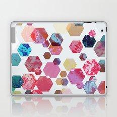 C13 construct hex v1 Laptop & iPad Skin