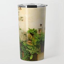 Wall of Plants Saint Remy de Provence Travel Mug