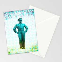 general, Eisenhower Stationery Cards