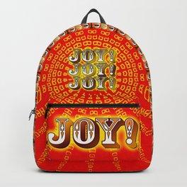 Joy! Joy! Joy! Backpack