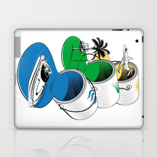 Luxury Paints Laptop & iPad Skin