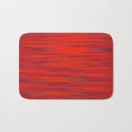 Simply Red Bath Mat