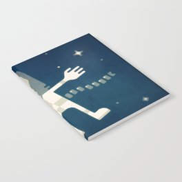 Lost in space Notebook