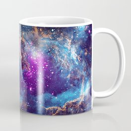 Lobster Nebula Coffee Mug